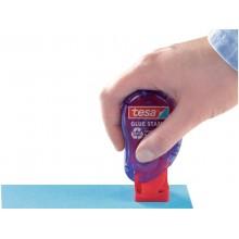 Colle roller tesa Timbro Colla permanente per fissare carta o foto trasparente - 59099-00000-00