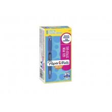 Penna Paper Mate InkJoy Gel 600 Stick M 0,7 mm blu 2022530 (Conf.12)
