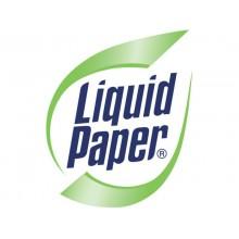 Correttore a nastro Liquid Paper Dryline Grip 5 mm x 8,5 mt assortiti Conf. 24 pezzi - 1862885