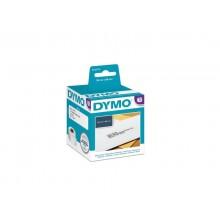Rotoli da 130 etichette Dymo LabelWriter Indirizzi std. 28x89 mm bianco confezione da 2 - S0722370