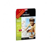 Carta fotografica inkjet CANSON EVERYDAY A4 lucida 180 g/m² Conf. 15 pezzi - C200004475