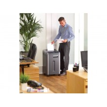 Distruggidocumenti uso frequente FELLOWES Powershred 225Ci nero 24 taglio a frammento - 4622003
