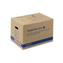 Scatola per trasloco in cartone ondulato ColomPac f.to 51x36x37 cm avana TP 110.001 (Conf.10)