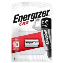 Batteria al litio ENERGIZER CR2 Lithium Photo BP1 E300776302