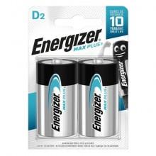 Batterie ENERGIZER Max Plus D  conf. da 2 - E301323902