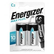 Batterie ENERGIZER Max Plus C  conf. da 2 - E301324203