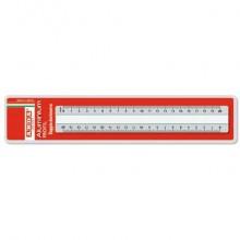 Doppio decimetro ARDA Linea Profil alluminio 20 cm 18420