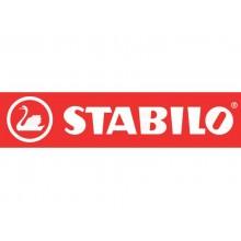 Matite Stabilo Swano fluo 2,5 mm grafite hb confezione da 12 - IT12/110-490712