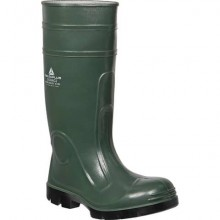 Scarpe da lavoro DELTA PLUS Stivali Gignac 2 - PVC doppia iniezione verde - 39 - GIGN2VE39