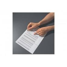 Nastro adesivo per correzione Post-it® Cover Up in carta removibile 8 righe - 658H