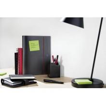 Foglietti riposizionabili Post-it® Super Sticky XL a righe 10x10 cm 70 ff Giallo Canary™  conf. da 3 - 675-SS3-CY-EU