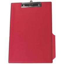 Portablocco con molla Q-Connect A4 - Protocollo rosso KF01298