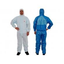 Tuta da lavoro di protezione 3M dispositivo di protezione individuale di III Categoria blu L - 4532 L