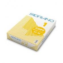 Carta per fotocopie A4 Fabriano COPY 1 80 g/m² Risma da 500 fogli - 42021297 (Conf.5)