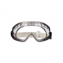 Occhiali a mascherina di protezione 3M lenti trasparenti in PC 2890