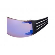 Occhiali di protezione 3M blu specchiato Serie SF400 SF408AS