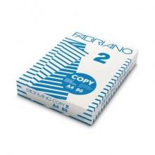 Carta per fotocopie A4 Fabriano COPY 2 80 g/m² Risma da 500 fogli - 41021297 (Conf.5)