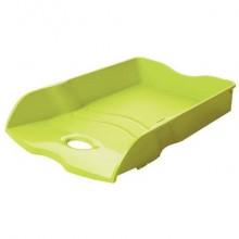 Vaschetta portacorrispondenza accatastabile LOOP A4/C4 HAN in polipropilene limone - 10290-50 (Conf.6)
