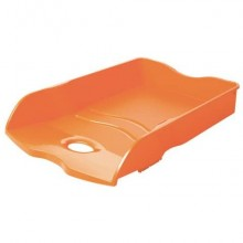 Vaschetta portacorrispondenza accatastabile LOOP A4/C4 HAN in polipropilene arancione - 10290-51 (Conf.6)