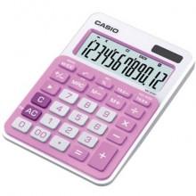 Calcolatrici da tavolo CASIO solare o batteria azzurro MS-20UC-BU