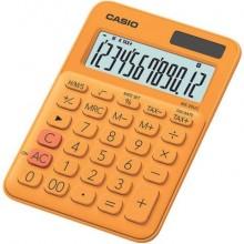 Calcolatrici da tavolo CASIO solare e batteria Arancio MS-20UC-RG