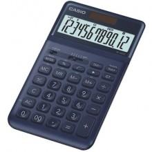 Calcolatrici da tavolo CASIO solare e batteria Navy Blu JW-200SC-NY