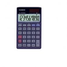 Calcolatrici scientifiche CASIO tascabile 10 cifre - solare e batteria Blu Scuro - SL-310TER+