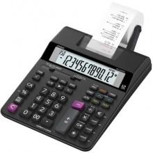 Calcolatrice scrivente CASIO display 12 cifre - alimentazione a rete e batteria 6,5x19,5x31,3 cm - HR-200RCE