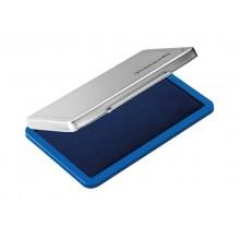 Cuscinetto inchiostrato per timbri Pelikan nr. 2 7x11 cm blu 331017