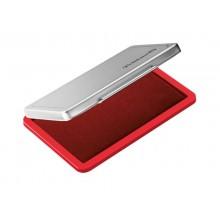 Cuscinetto inchiostrato per timbri Pelikan nr. 2 7x11 cm rosso 331025