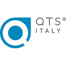 Distributore tovaglioli da bar QTS in ABS con capacità 150 tovaglioli grigio trasparente/bianco - PF-1/DIH-S