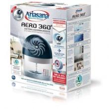 Assorbiumidità Ariasana Kit Aero 360° - ricaricabile Blu 1680706