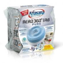 Profumatori e mangiaumidità Ariasana ricarica tab inodore 450 g. bianco 1680991