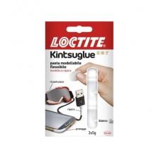 Pasta modellabile Loctite Kintsuglue 3x5 g. bianco conf. da 3 monodosi - 2239174