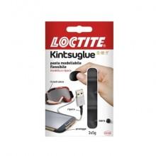 Pasta modellabile Loctite Kintsuglue 3x5 g. nero conf. da 3 monodosi - 2239179