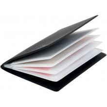 Porta carte di credito DURABLE RFID Secure 54x86 mm antracite per 8 carte 230958