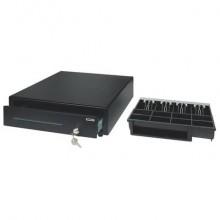 Cassetto per uso standard Safescan SD-4141 in metallo/plastica nero 132-0425