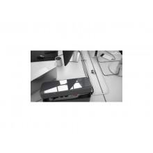 Clip fermacavi adesiva DURABLE CAVOLINE CLIP MIX grafite diversi formati conf. da 7 - 504137