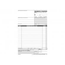 Documento di trasporto Semper blocco di 50/50 copie  autoricalcanti 21,5x14,8 cm SE1607CD200
