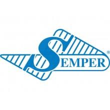 Documento di trasporto Semper blocco di 33/33/33 copie autoricalcanti 21,5x14,8 cm - SE1607CD330