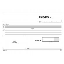 Ricevute generiche Semper blocco di 50/50 copie autoricalcanti 10x17 cm SE162570000