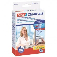 Filtri per stampanti e fax tesa Clean Air per polveri sottili S 10x8 cm 50378-00000-01