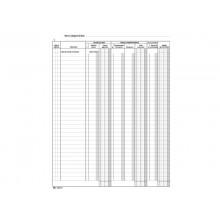 Contabilità Semper beni ammortizzabili - registro 97 pagine SED001610