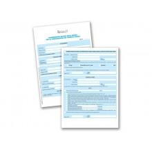 Cassetto fiscale Semper conferimento/delega consultazione - modulo continuo - 851118CS0