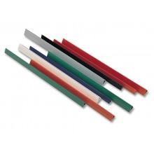 Dorsini triangolari Methodo 297 mm dorso 12 mm blu scatola da 50 pezzi - X801205