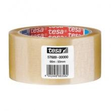 Nastri adesivi per la spedizione tesa acrilico 50 mm x 66 m trasparente 57689-00000-00 (Conf.6)