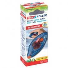 Colle roller tesa adesivo permanente monouso ecoLogo® per carta e cartone trasparente - 59090-00005-03