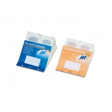 Jet ricariche PVS per dispenser cerotti Bolero DIS061 arancione e blu 6 ricariche da 42 cerotti - CER450