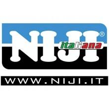 Anelli metallici Niji ? 2 cm  Conf. 100 pezzi - 451