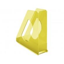 Portariviste Esselte Colour'Ice polistirene A4 giallo 626277